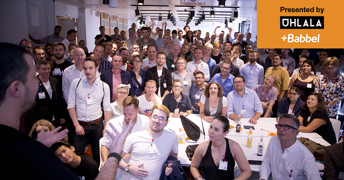 RAHM from A to Z – LGBT Leadership Meetup @Babbel Berlin