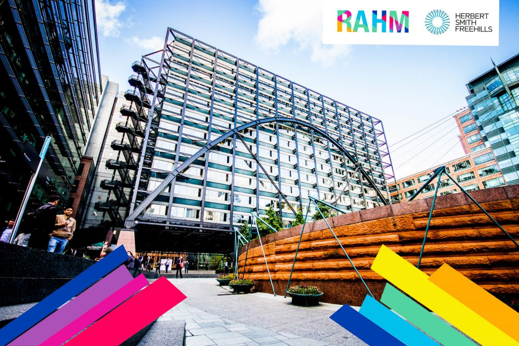 The RAHM Get Together 2018 in London @Herbert Smith Freehills