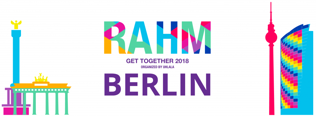 The RAHM Get Together 2018 in Berlin @ERASYS