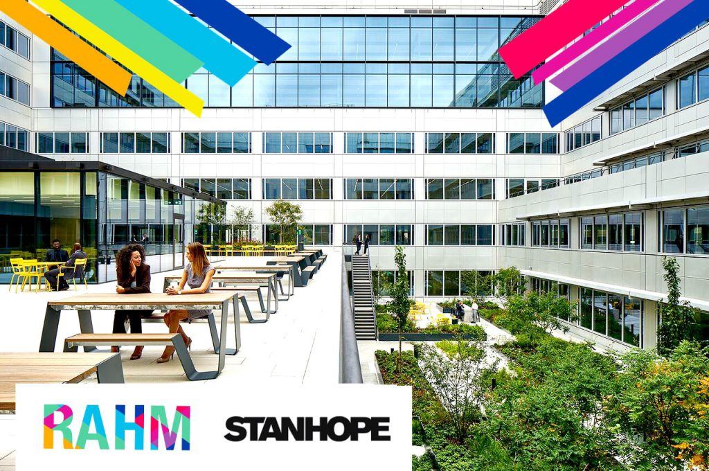 The RAHM Impact Day 2018 in London @White City Place