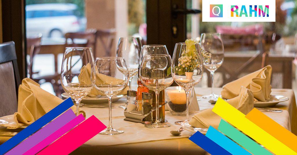 RAHM x Series Q – The LGBT Leadership Dinner in London