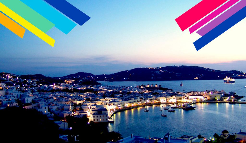 RAHM LGBT+ Networking Getaway 2018 in Mykonos