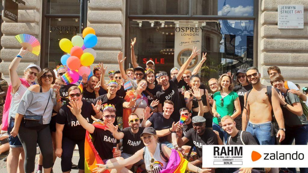 RAHM Pride Breakfast