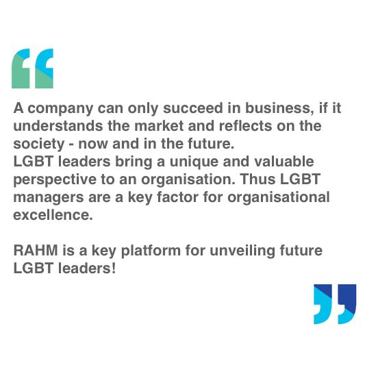 Rene Heilmann RAHM quote