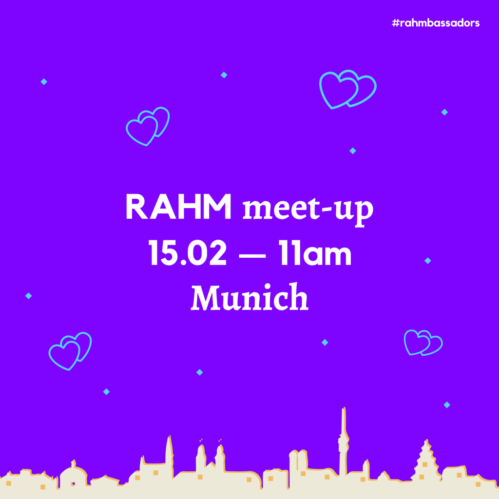 RAHM Meet-up in Munich