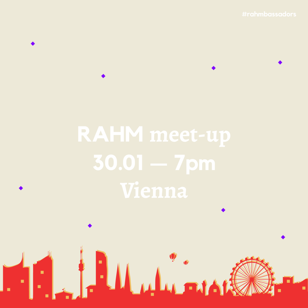 RAHM Meet-up in Vienna