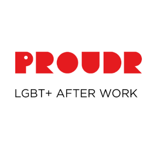 1. Proudr LGBT+ After Work hosted by dan pearlman