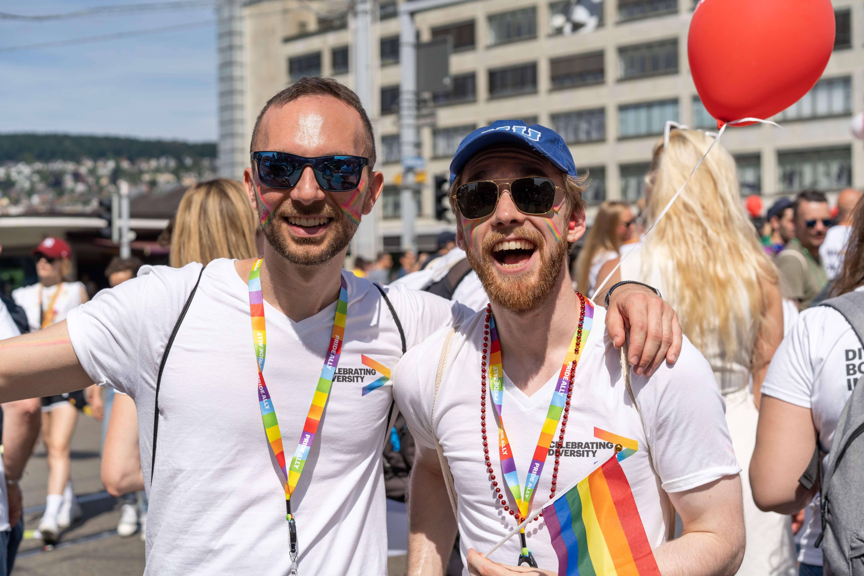 Accenture Pride Franfurt