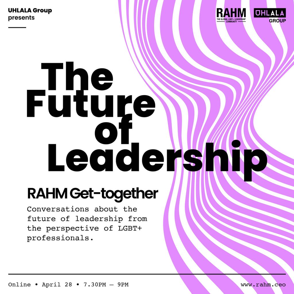 RAHM Get-together: The Future of Leadership
